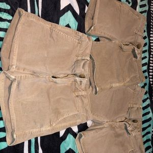 American Eagle shorts all size 00
